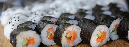 Dieta Sushi
