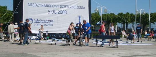Międzynarodowy Dzień Zbliżenia w Sopocie