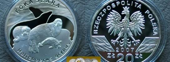 Inwestycje alternatywne - monety kolekcjonerskie