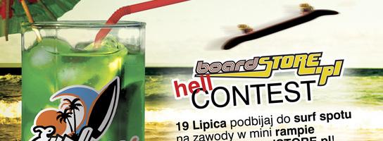 boardSTORE.pl HELL CONTEST już w sobotę !!!